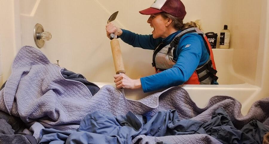 Close-to-Home Scavenger Hunt + Indoor Challenges
