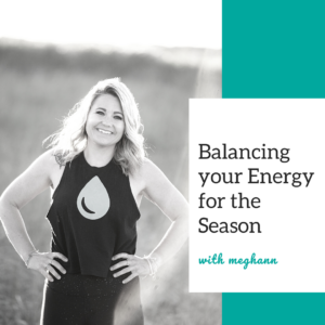 WORKSHOP: balancing your energy for the season @ The Daily Sweat @ The Daily Sweat |  |  |