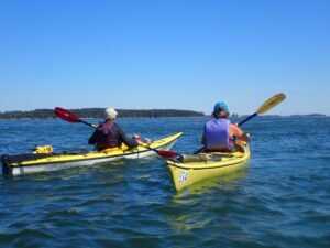 Women's Sea Kayaking Adventure @ Muscongus Bay |  |  |
