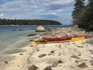 Unity Adventures: Sea Kayaking @ Naskeag Point |  |  |