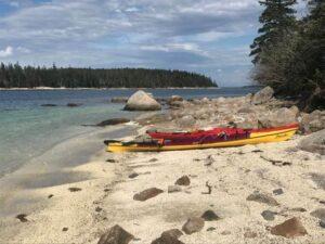 Unity Adventures: Sea Kayaking @ Naskeag Point |  |  |