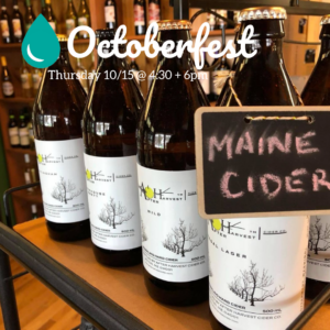 Oktoberfest: After Harvest Cider @ The Daily Sweat |  |  |