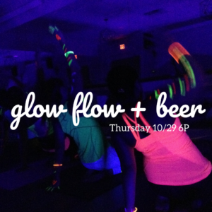 flow + glow + hidden cove @ The Daily Sweat |  |  |