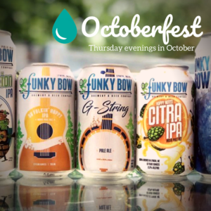 Oktoberfest: Hidden Cove @ The Daily Sweat |  |  |